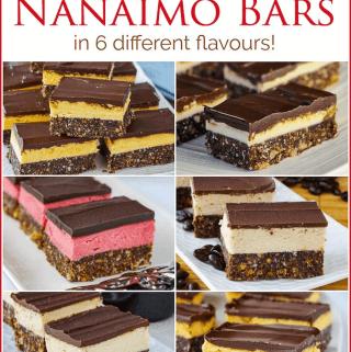 The Nanaimo Bar Recipe Collection