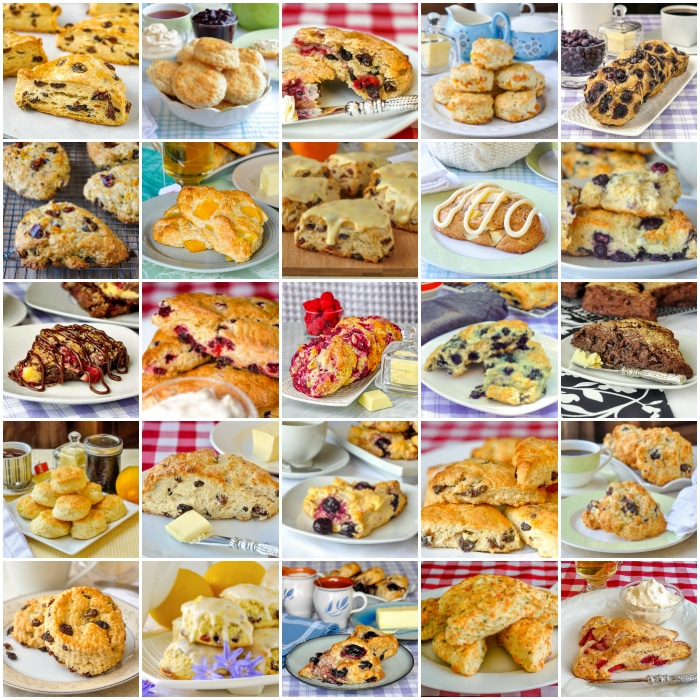 Best Scones Recipes featured image