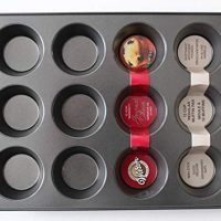 Wilton Gourmet Choice Muffin 12 Cup Standard
