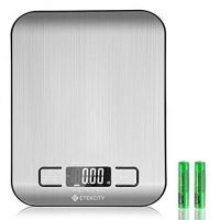 Digital Kitchen Scale  (Batteries Included)