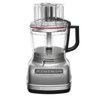 KitchenAid KFP1133CU  11- Cup Food Processor, Contour Silver