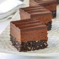 Chocolate Nanaimo Bars