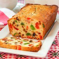 Fruitcake Loaf Cake