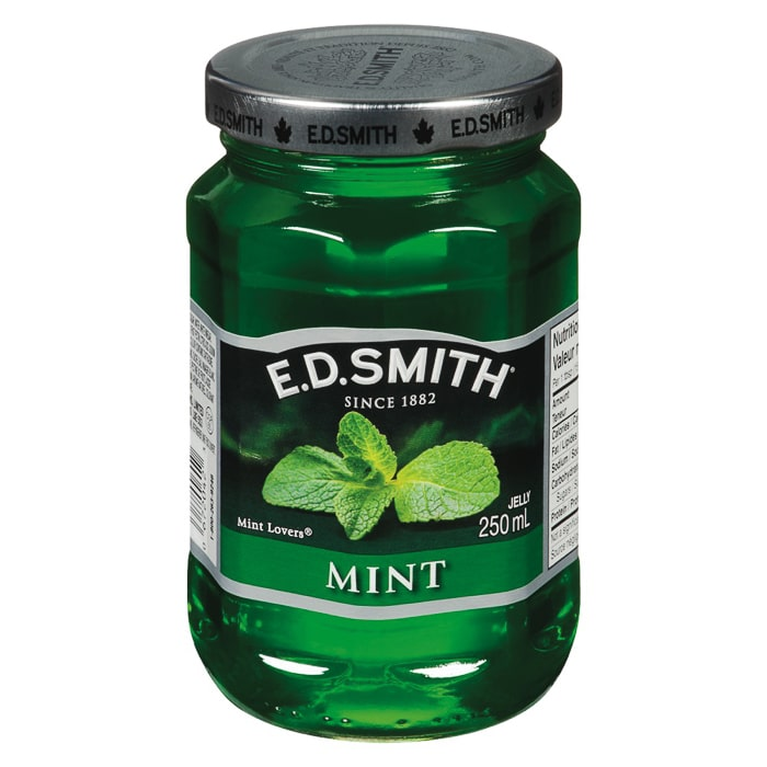 E.D. Smith Mint Jelly stock photo