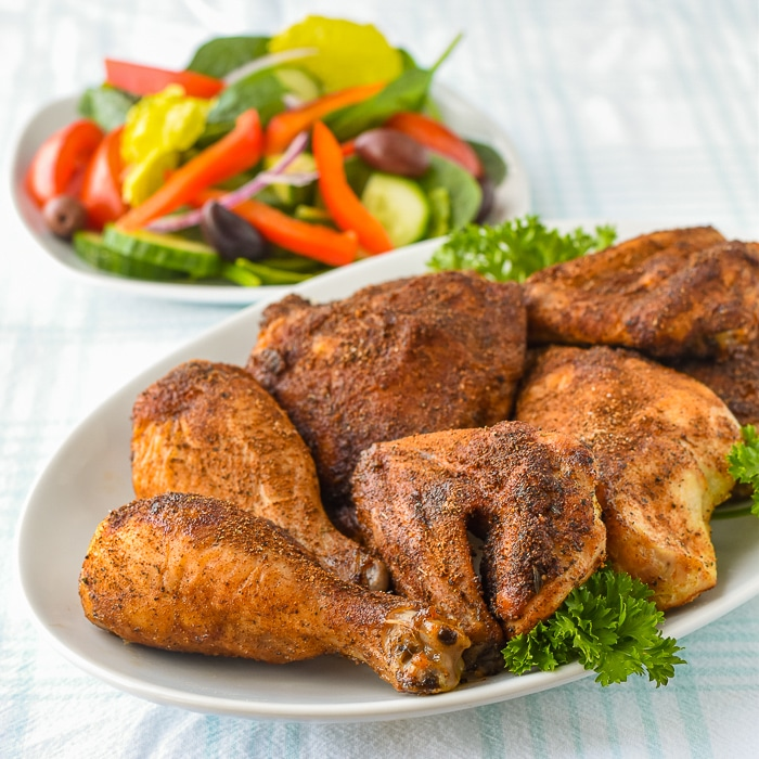 Copycat KFC Roast Chicken4